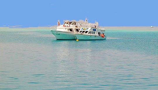 Book A Scuba Diving Charter From Hurghada, Egypt