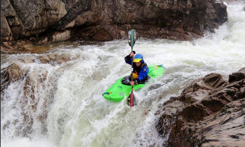 Kayak Rental in Val d'Ossola