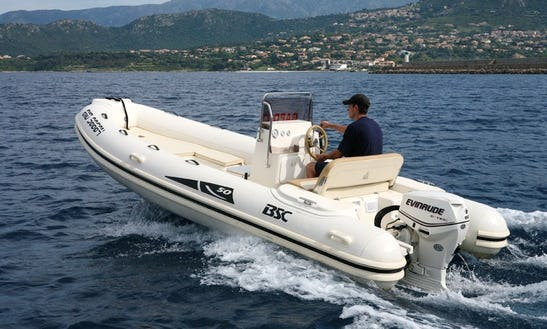 Bsc 50 Rib For Rent In Puntaldia