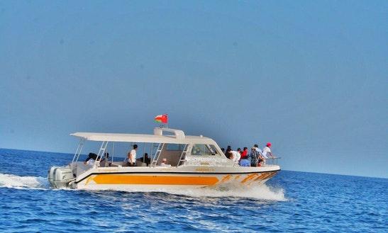 Raheeb-4 – 36 Feet Cuddy Cabin/walk Around In Oman, Muscat