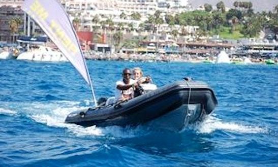 Bowrider Rental In Santa Cruz De Tenerife, Spain