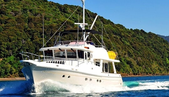 Marlborough Sounds Luxury Charter