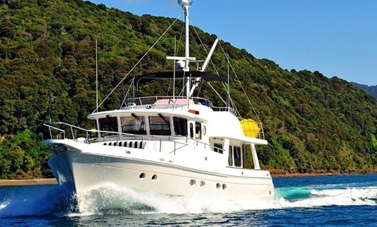 Marlborough Sounds Luxury Charter