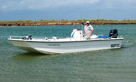 Guided Fishing Charter In Port Isabel And South Padre Island