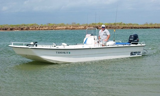 Fishing Boat Rental South Padre Island