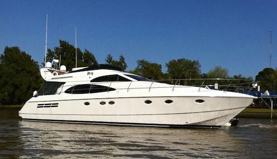 Carmelo & Colonia Charter Yacht