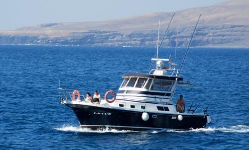 Fishing Charter in Puerto Calero
