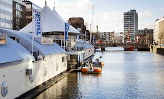 H2otel, Hotel on the Water in Rotterdam