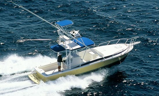 Fishing Charter In Abaco, The Bahamas With Captain Mark