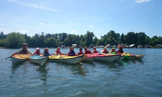 Kayak Rental In Portland, Oregon