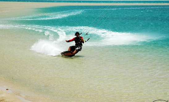 Kitesurf Rental & School In Egypt, South Sinai