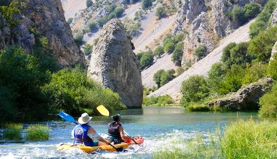 River Rafting Tours In Zagreb
