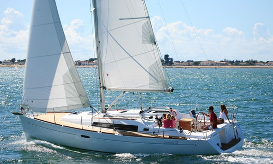 Captained Charter On 2012 Beneteau Oceanis 37 From Atina