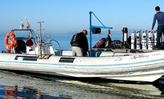 Charter Dive Rib In Quartu Sant'elena