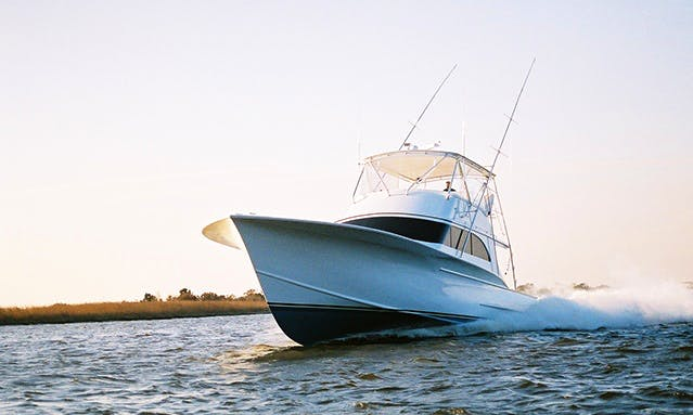 "Fishing Charter on 40ft ""Linda V"" Yacht in Key West, Florida"
