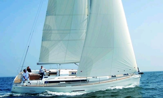 Cruising Monohull Charter In Athens, Dufour 450