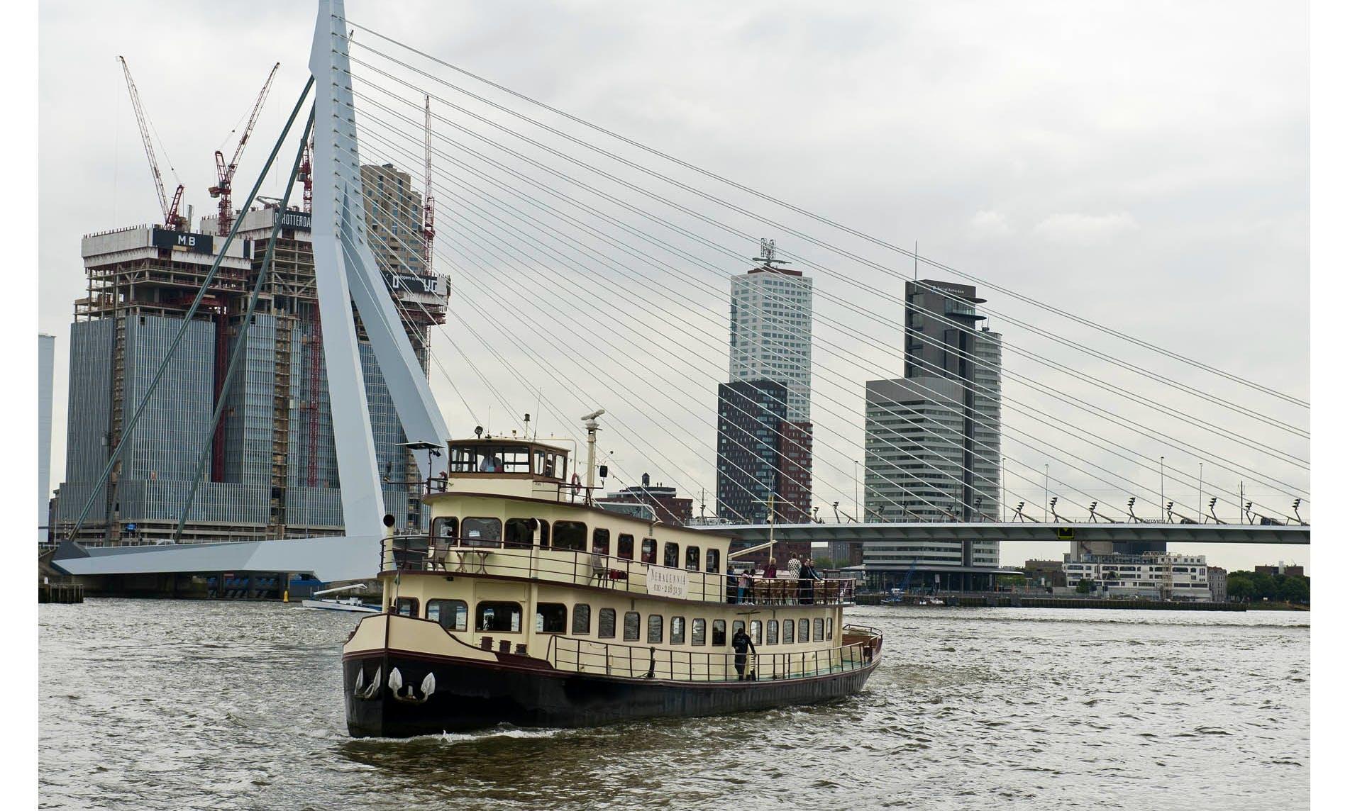 "Boat Excursion Rotterdam - Kinderdijk On ""Nehalennia"""