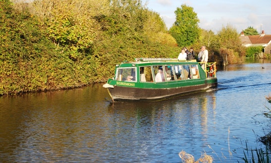 Scheduled Boat Trips & Charter Cruises In Uk, Chichester