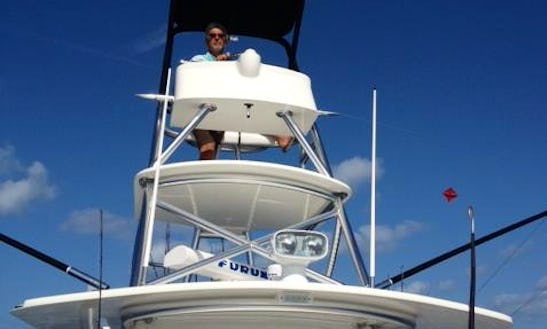Charter On 46ft Sport Fisherman Boat Charter In Rock Hall, Maryland