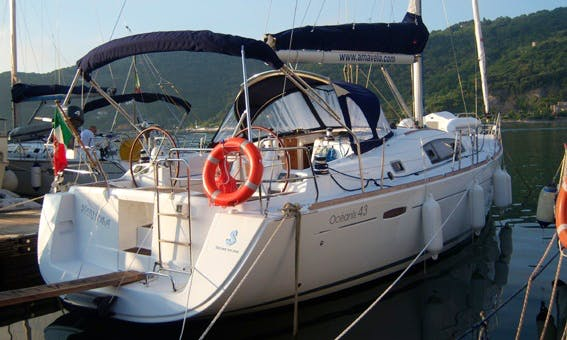 Mija Beneteau Oceanis 43 Monohull Charter in Yalikavak, Bodrum