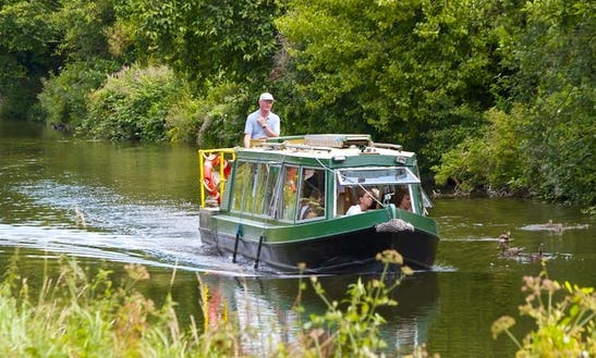 Charter Cruises On Egremont Canal Boat In Uk, Chichester