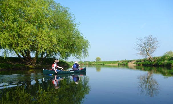 Canoe Rental in UK, Chichester