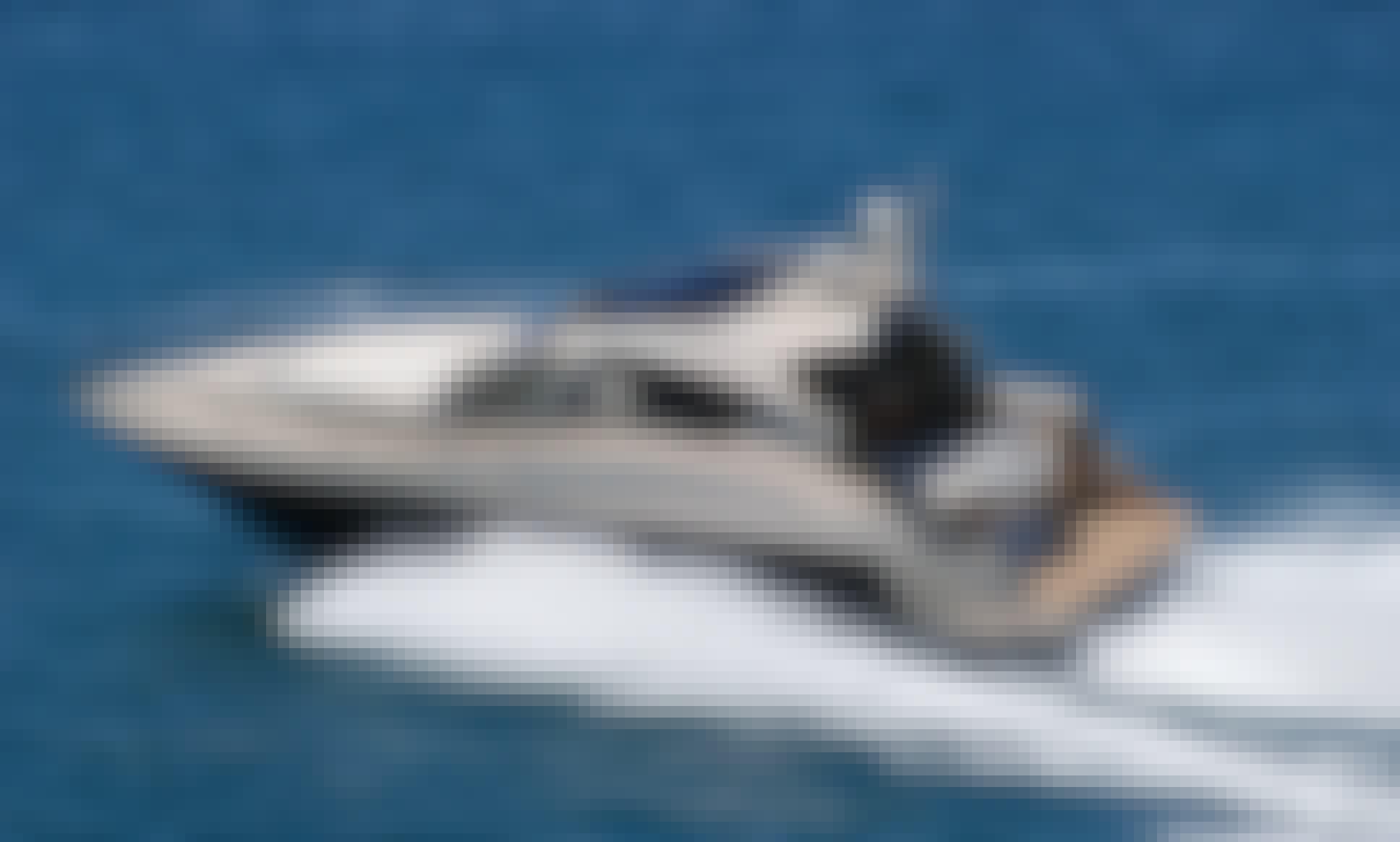 Motor Yacht Mirakul 40 Charter in Biograd na Moru