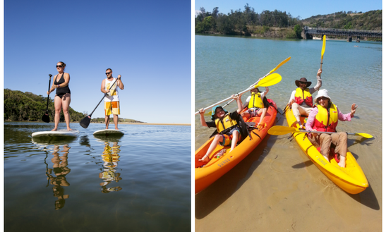Kayak Rental In Sawtell