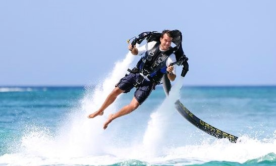 Jetpack In Miami, United States