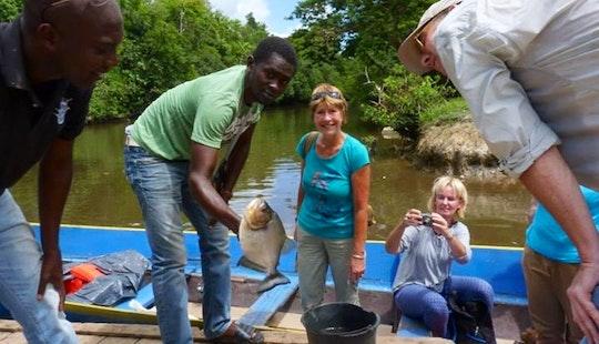The Sugar Trail Boat Trip In Suriname, Paramaribo