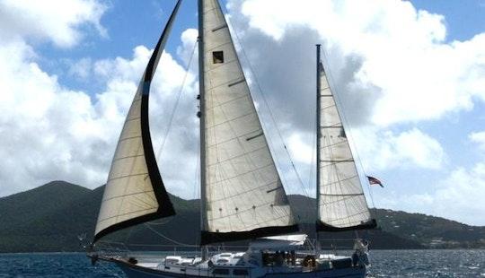 Charter A Fantastic 6 Person Sailboat In Charlotte Amalie, Usvi