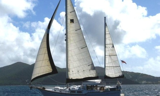 Charter A Fantastic 6 Person Sailboat In Charlotte Amalie, Usvi