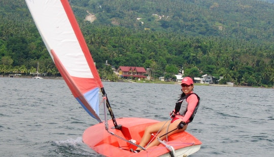 Escape/laser, Topper Boat Rental In Talisay