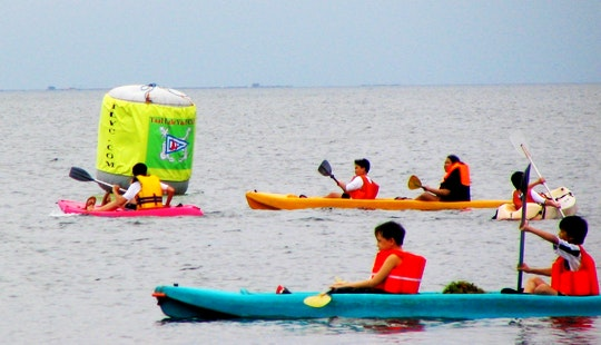 Kayak Rental In Talisay