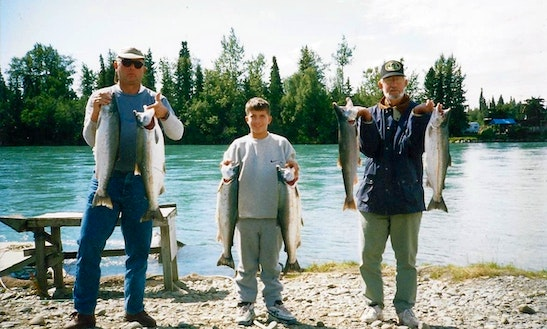 Fishing Charters And Hunting Guides In Soldotna, Alaska