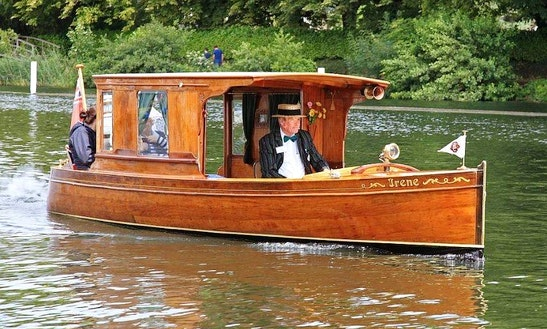 Irene Charters And Cruises In Newenden