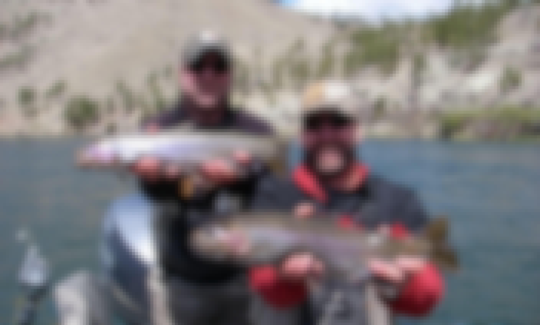 Bass Boat Charter in Gallatin Gateway, Montana