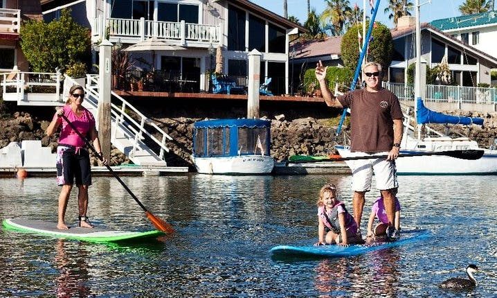 Paddleboard Sales, Lessons, & Rentals, in Camarillo, California