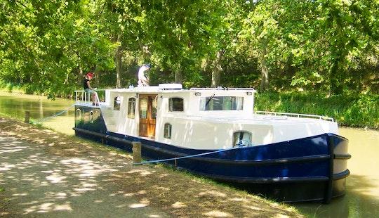 Euroclassic 139 Canal Boat Charter