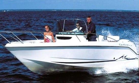 Motor Yacht Rental In Alicante