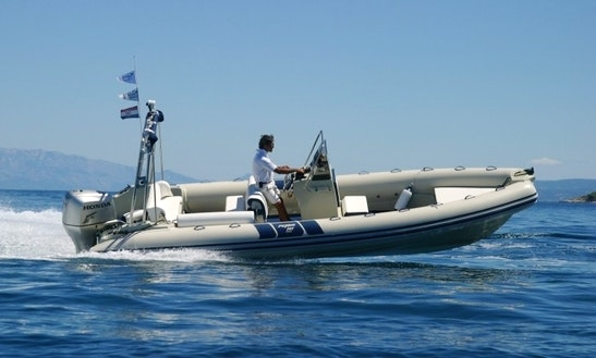 Rib Rental In Alicante