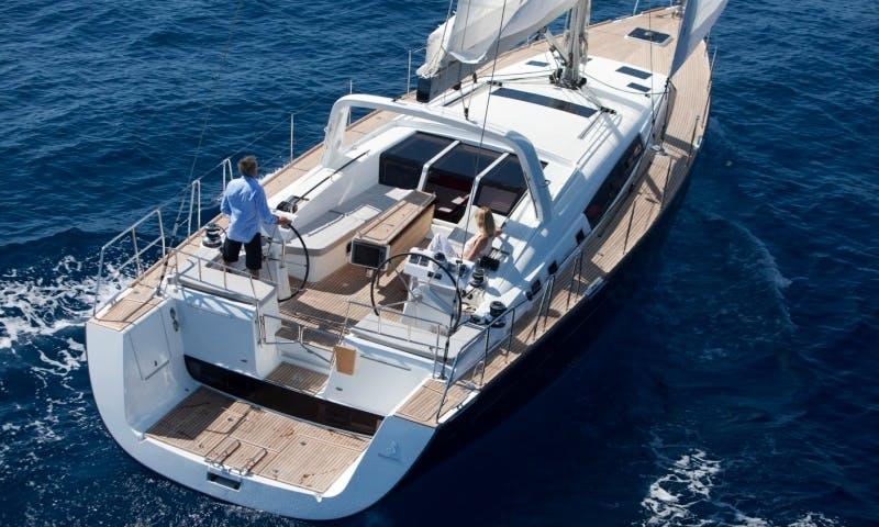 Beneteau Oceanis 58 - Cruising Monohull in Croatia, Kaštel Gomilica