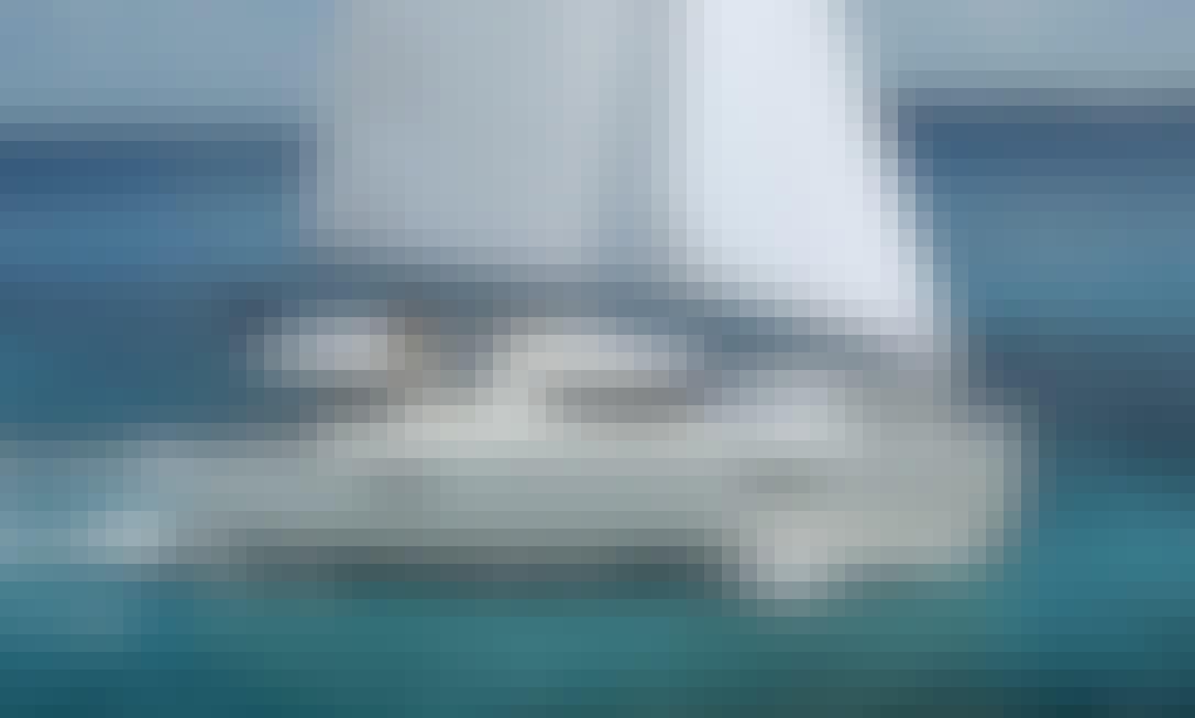 Fountaine Pajot Helia 44 Cruising Catamaran in Croatia, Trogir