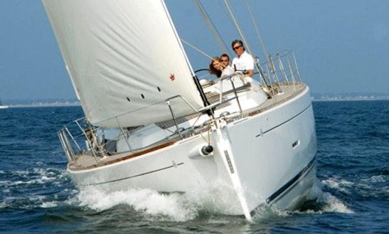 Charter Dufour 450 Sailboat In Denia