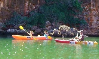 Hire Kayak in Exmouth