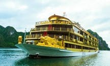 Golden Cruise Ship 9999