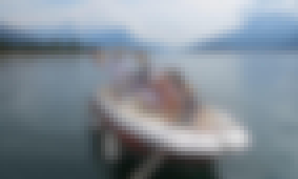 Sessa 20 - 150cv Deck Boat in Italy, Dongo
