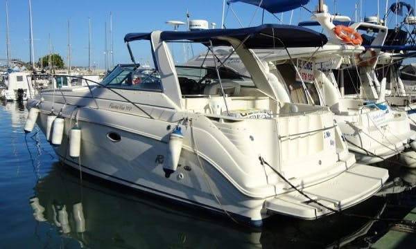 Me Voy Cuddy Cabin Charter  in Malaga, Spain