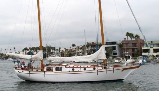 The Shearwater Iv Gulet Charter In Pattaya