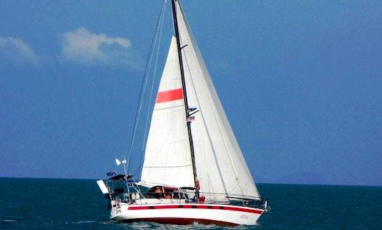Charter Thida Cruising Monohull In Pattaya